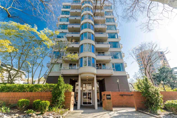 201 1566 W 13TH AVENUE - Fairview VW Apartment/Condo for sale, 2 Bedrooms (R2569329)