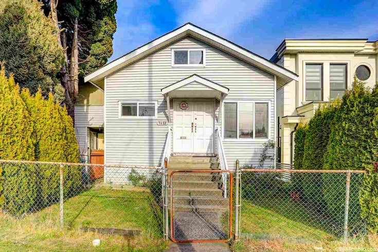 7452 MAIN STREET - South Vancouver House/Single Family for sale, 6 Bedrooms (R2569331)