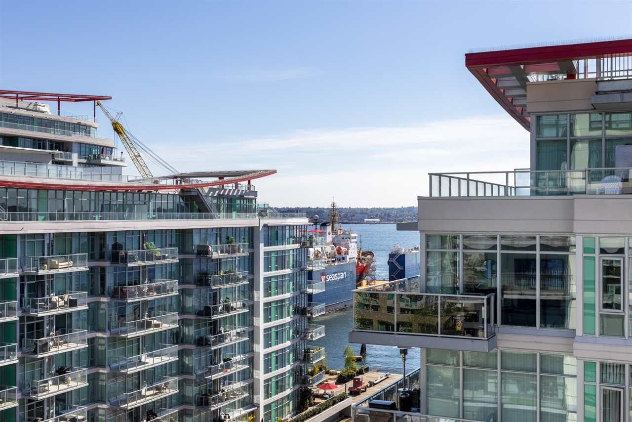 1005 162 VICTORY SHIP WAY - Lower Lonsdale Apartment/Condo for sale, 2 Bedrooms (R2569351) - #4