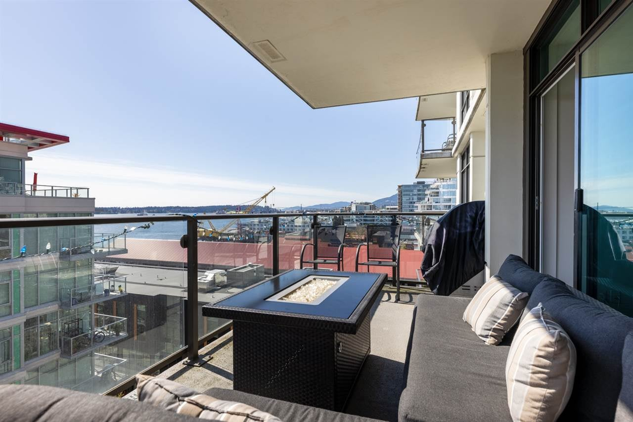 1005 162 VICTORY SHIP WAY - Lower Lonsdale Apartment/Condo for sale, 2 Bedrooms (R2569351) - #5
