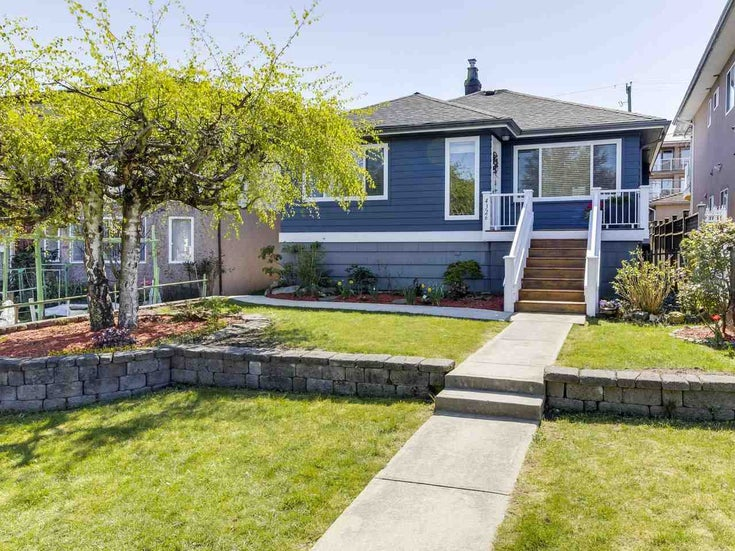 4326 ALBERT STREET - Vancouver Heights House/Single Family for sale, 4 Bedrooms (R2569397)