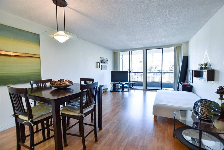 307 3760 ALBERT STREET - Vancouver Heights Apartment/Condo for sale, 1 Bedroom (R2569404)