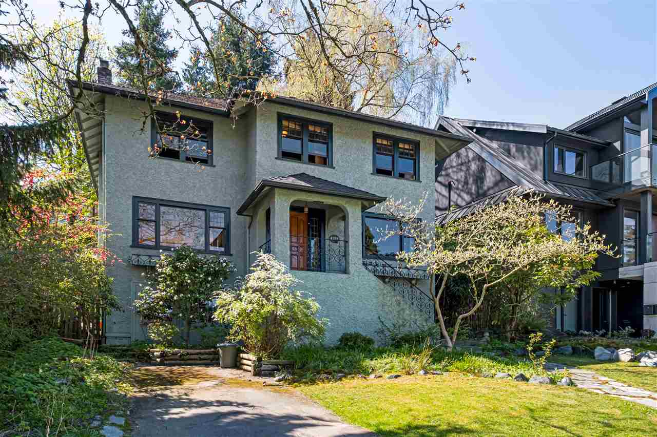 4322 LOCARNO CRESCENT - Point Grey House/Single Family for sale, 5 Bedrooms (R2569405) - #1