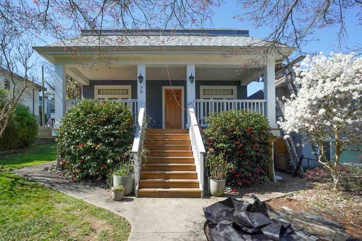 75 N FELL AVENUE - Capitol Hill BN House/Single Family for sale, 2 Bedrooms (R2569408)