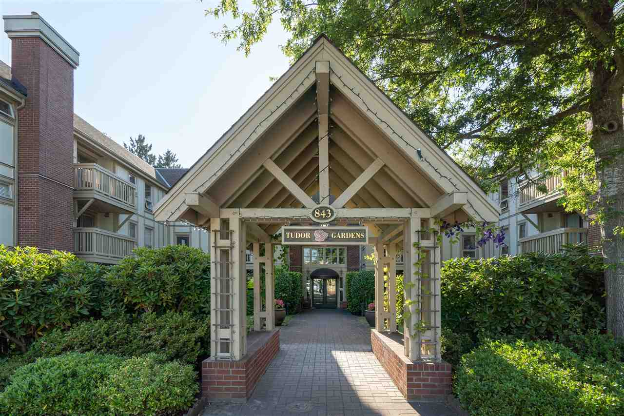 302 843 22ND STREET - Dundarave Apartment/Condo for sale, 2 Bedrooms (R2569496) - #1