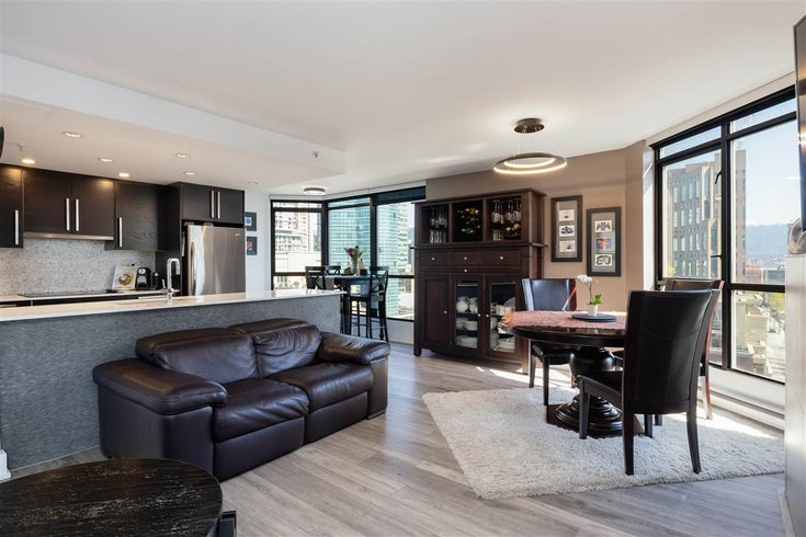 2101 867 HAMILTON STREET - Downtown VW Apartment/Condo for sale, 2 Bedrooms (R2569511)