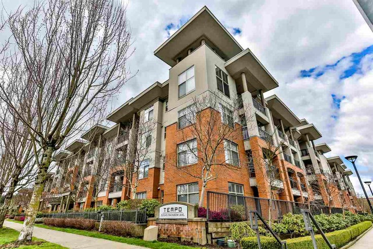 303 33545 RAINBOW AVE AVENUE - Central Abbotsford Apartment/Condo for sale, 2 Bedrooms (R2569525)