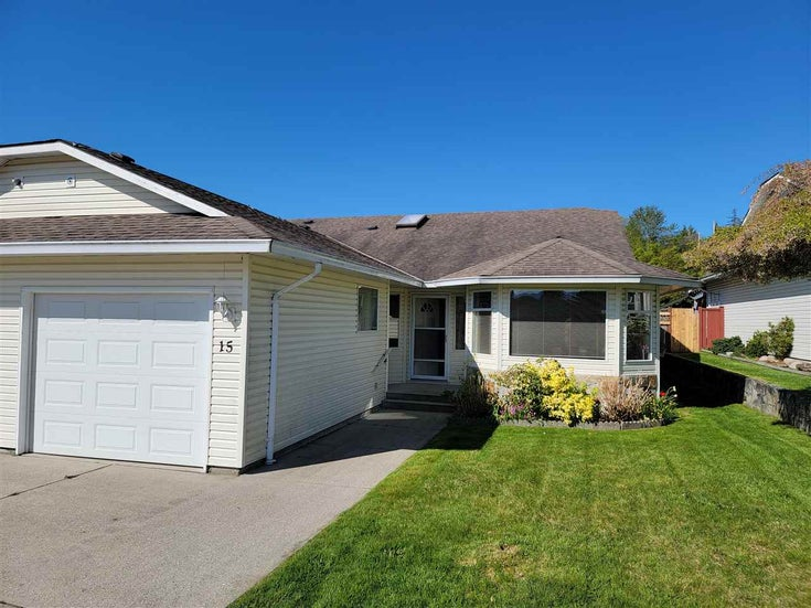 15 767 NORTH ROAD - Gibsons & Area Townhouse for sale, 2 Bedrooms (R2569551)