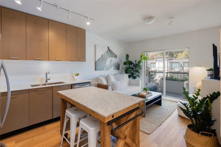 401 1182 W 16TH STREET - Norgate Apartment/Condo for sale, 1 Bedroom (R2569573)
