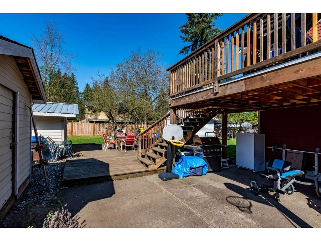 4377 200A STREET - Brookswood Langley House/Single Family for sale, 5 Bedrooms (R2569606) - #32
