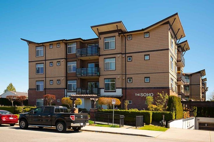 105 8168 120A STREET - Queen Mary Park Surrey Apartment/Condo for sale, 2 Bedrooms (R2569654)
