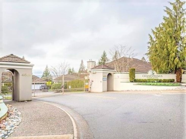 91 4001 OLD CLAYBURN ROAD - Abbotsford East Townhouse for sale, 2 Bedrooms (R2569751)