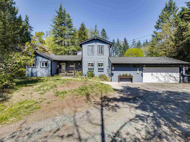 24255 54 AVENUE - Salmon River House with Acreage for sale, 4 Bedrooms (R2569756)