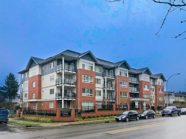 209 2268 SHAUGHNESSY STREET - Central Pt Coquitlam Apartment/Condo for sale, 2 Bedrooms (R2569817)
