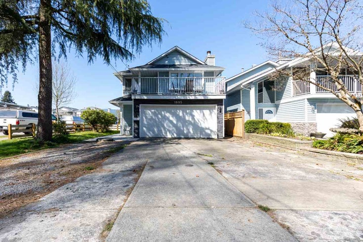 1885 MORGAN AVENUE - Lower Mary Hill House/Single Family for sale, 4 Bedrooms (R2569849)