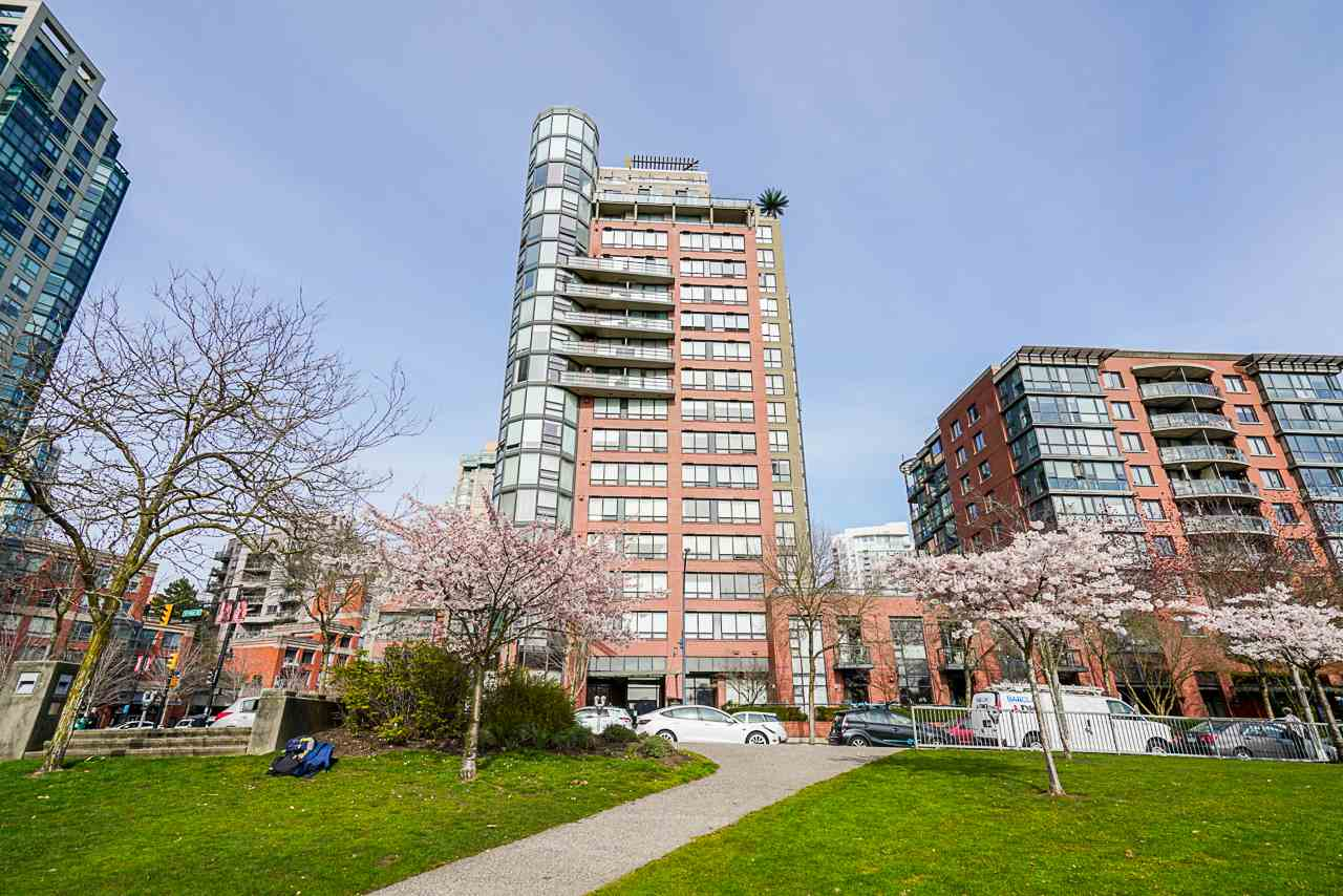 2A 199 DRAKE STREET - Yaletown Apartment/Condo for sale, 2 Bedrooms (R2569855)