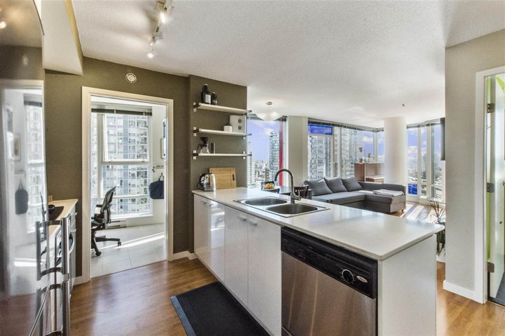 1208 602 CITADEL PARADE - Downtown VW Apartment/Condo for sale, 2 Bedrooms (R2569896)
