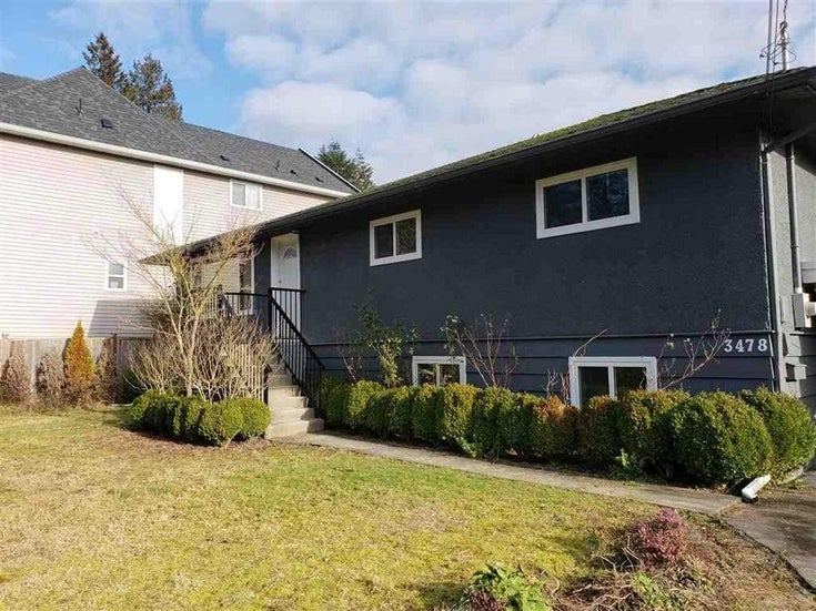 3478 HASTINGS STREET - Woodland Acres PQ House/Single Family for sale, 5 Bedrooms (R2569921)