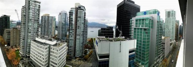 1902 1188 W PENDER STREET - Coal Harbour Apartment/Condo for sale, 1 Bedroom (R2569970)