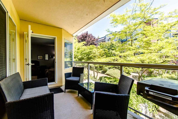 307 1280 FIR STREET - White Rock Apartment/Condo for sale, 1 Bedroom (R2569974)