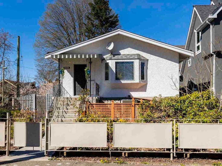 3099 W 6TH AVENUE - Kitsilano House/Single Family for sale, 5 Bedrooms (R2570022)