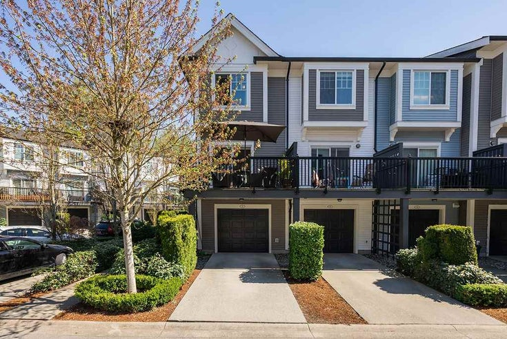 58 3010 RIVERBEND DRIVE - Coquitlam East Townhouse for sale, 2 Bedrooms (R2570028)