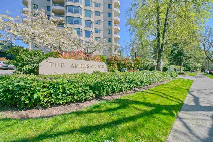 902 7321 HALIFAX STREET - Simon Fraser Univer. Apartment/Condo for sale, 2 Bedrooms (R2570090)