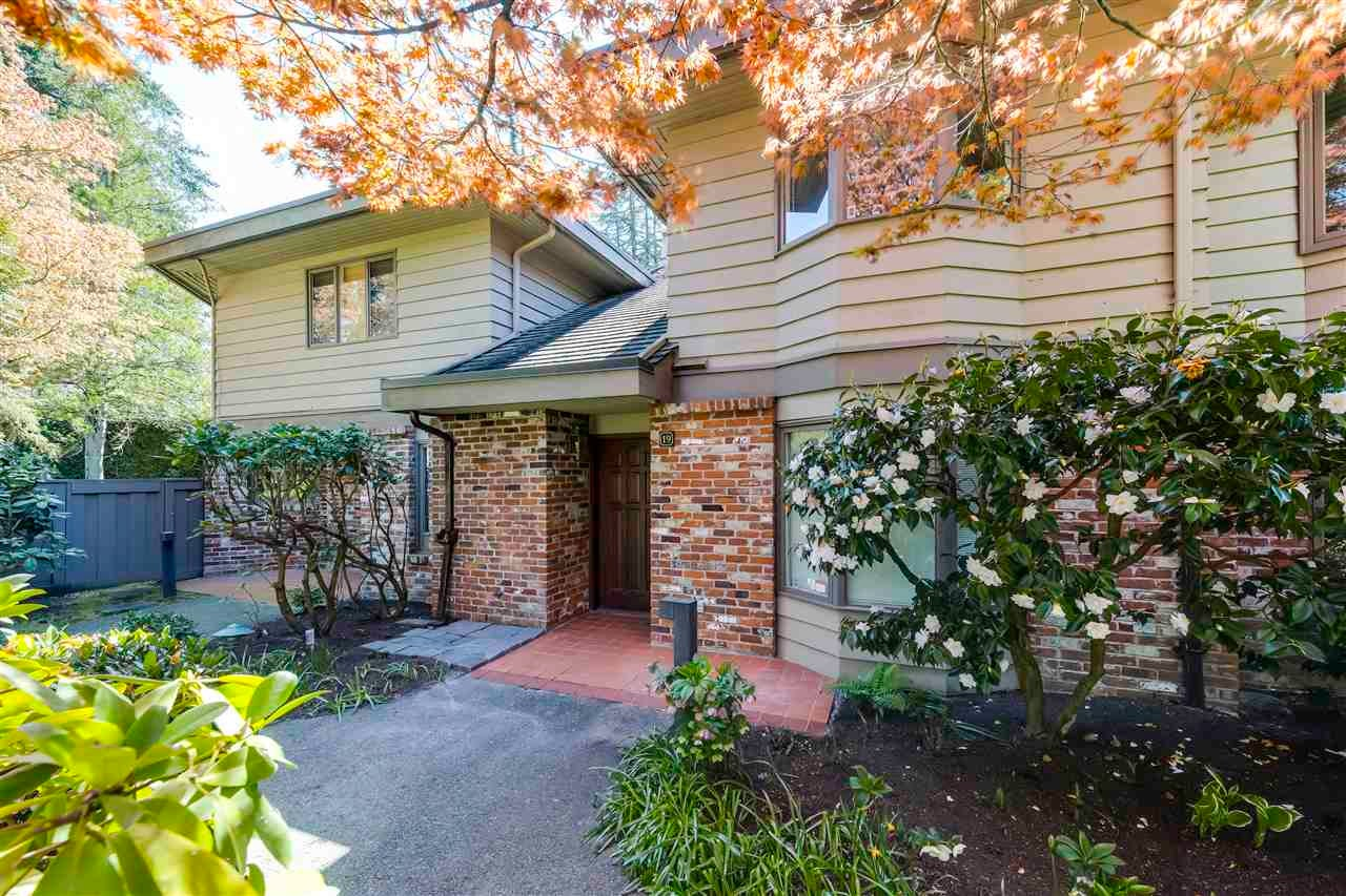 19 4900 CARTIER STREET - Shaughnessy Townhouse for sale, 2 Bedrooms (R2570164)