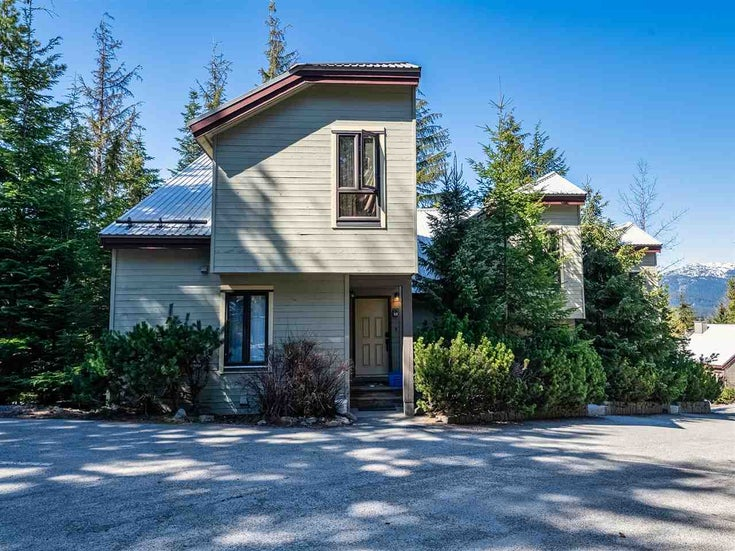 32 6125 EAGLE DRIVE - Whistler Cay Heights Townhouse for sale, 2 Bedrooms (R2570202)