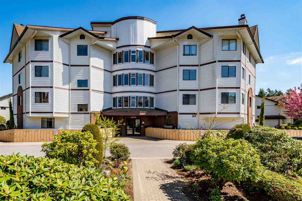 307 13876 102 STREET - Whalley Apartment/Condo for sale, 2 Bedrooms (R2570213) - #1
