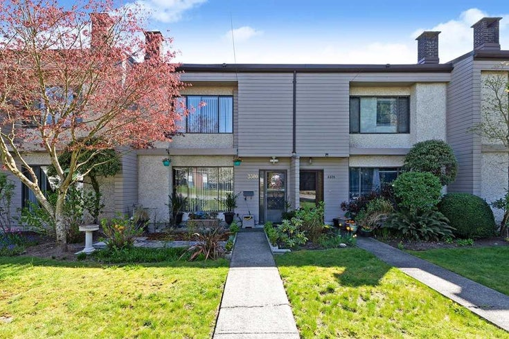 3380 VINCENT STREET - Glenwood PQ Townhouse for sale, 3 Bedrooms (R2570244)