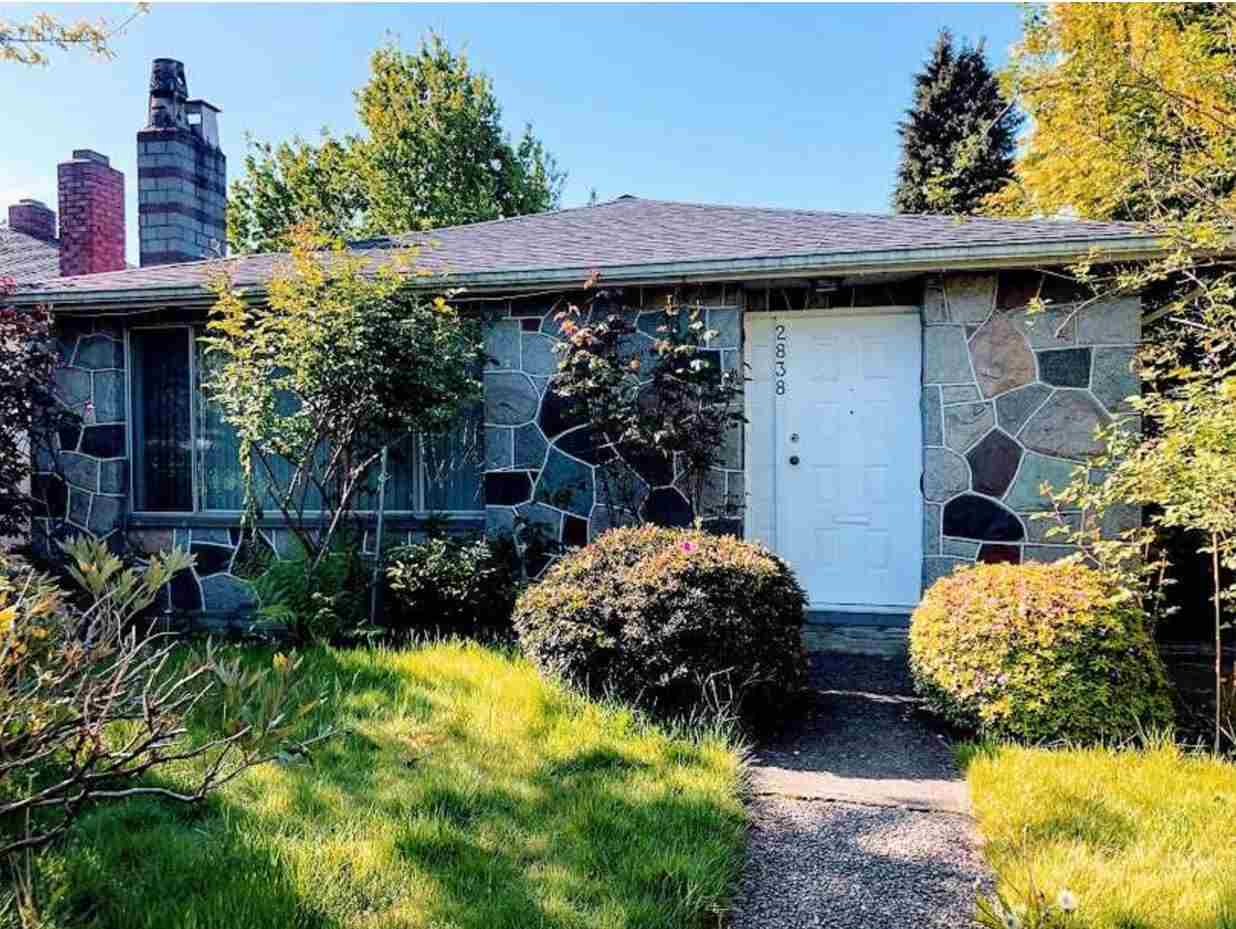2838 E BROADWAY - Renfrew Heights House/Single Family for sale, 4 Bedrooms (R2570246)