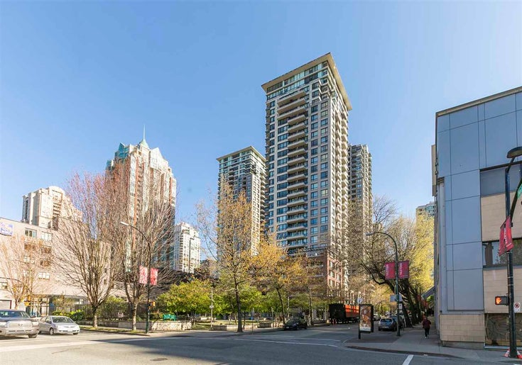 1006 977 MAINLAND STREET - Yaletown Apartment/Condo for sale, 1 Bedroom (R2570254)