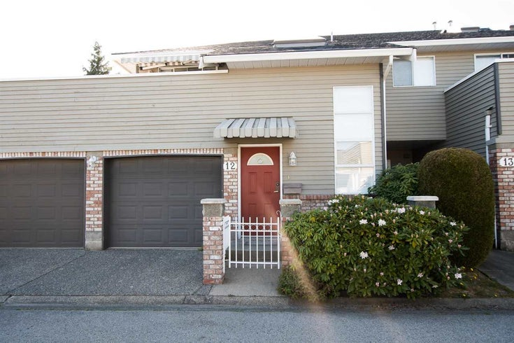 12 6350 48A AVENUE - Holly Townhouse for sale, 2 Bedrooms (R2570364)
