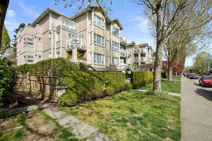 403 937 W 14TH AVENUE - Fairview VW Apartment/Condo for sale, 1 Bedroom (R2570575)