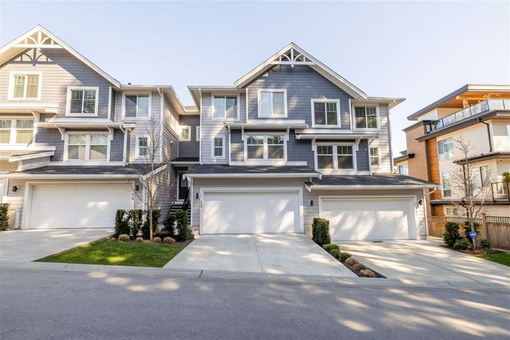 13 15717 MOUNTAIN VIEW DRIVE - Grandview Surrey Townhouse for sale, 4 Bedrooms (R2570861)