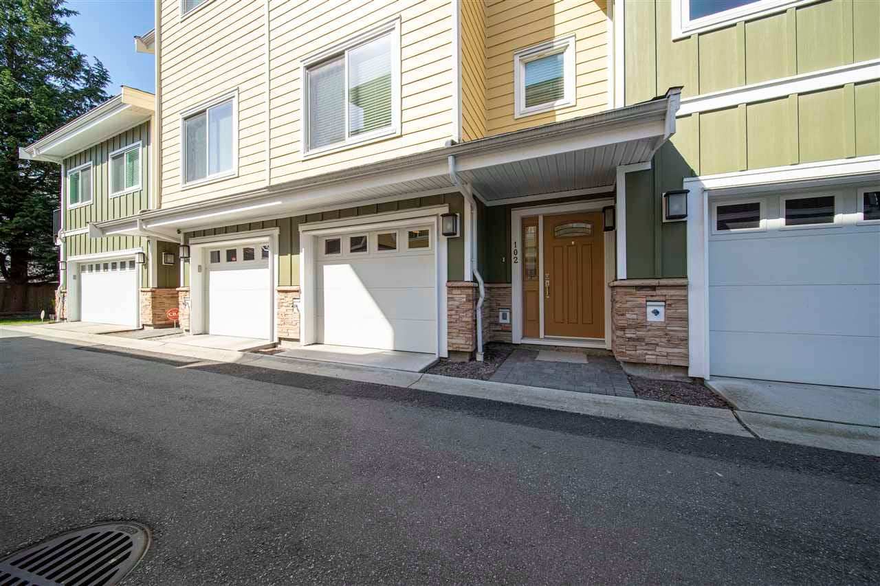 102 8080 BLUNDELL ROAD - Garden City Townhouse for sale, 3 Bedrooms (R2570880)