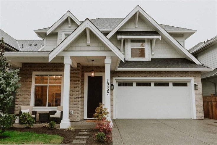15697 MOUNTAIN VIEW DRIVE - Grandview Surrey House/Single Family for sale, 5 Bedrooms (R2570931)