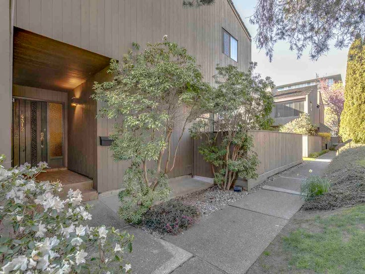 4312 YEW STREET - Quilchena Townhouse for sale, 3 Bedrooms (R2570983)