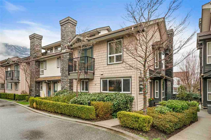 28 1204 MAIN STREET - Downtown SQ Townhouse for sale, 3 Bedrooms (R2571016)