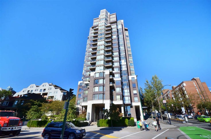 1805 1003 PACIFIC STREET - West End VW Apartment/Condo for sale, 2 Bedrooms (R2571047)