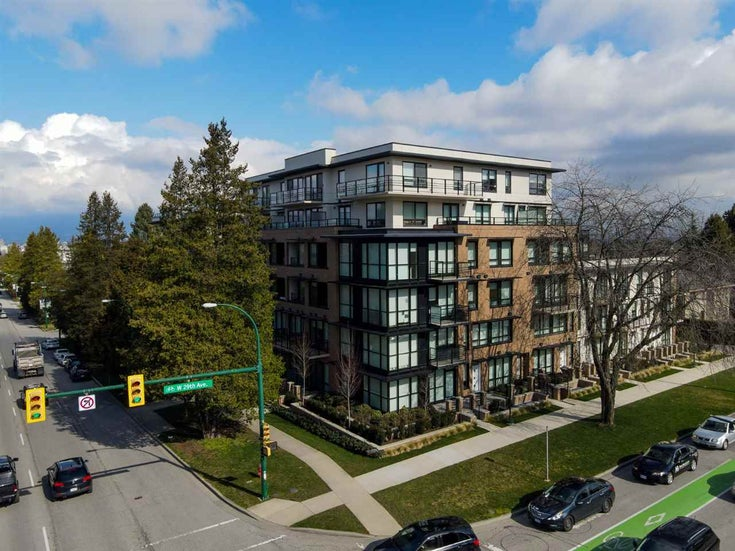 404 4488 CAMBIE STREET - Cambie Apartment/Condo for sale, 2 Bedrooms (R2571065)