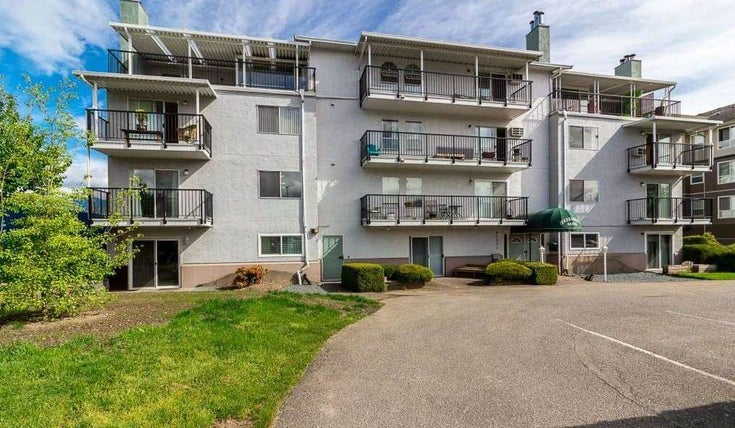 101 46033 CHILLIWACK CENTRAL ROAD - Chilliwack E Young-Yale Apartment/Condo for sale, 2 Bedrooms (R2571076)