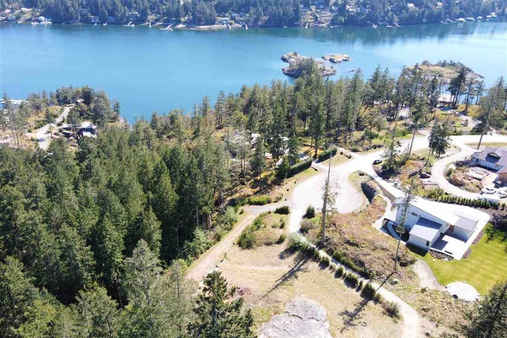 Lot 10 FLAGSHIP ROAD - Pender Harbour Egmont for sale(R2571104)