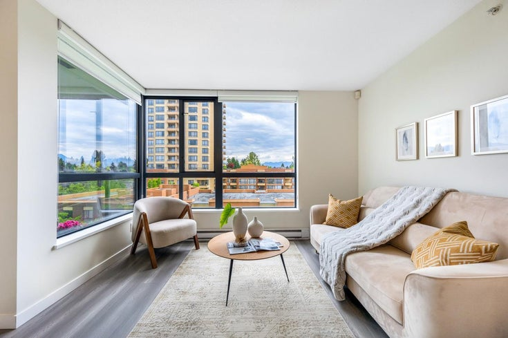 709 3588 CROWLEY DRIVE - Collingwood VE Apartment/Condo for sale, 2 Bedrooms (R2571119)