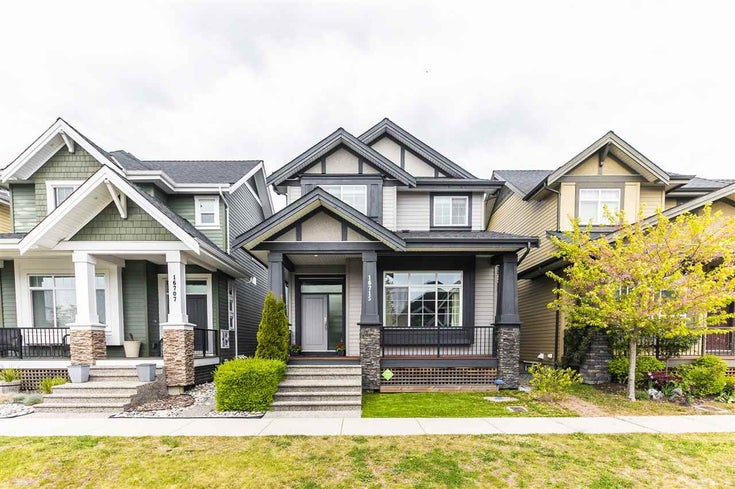 16715 22A AVENUE - Grandview Surrey House/Single Family for sale, 5 Bedrooms (R2571176)