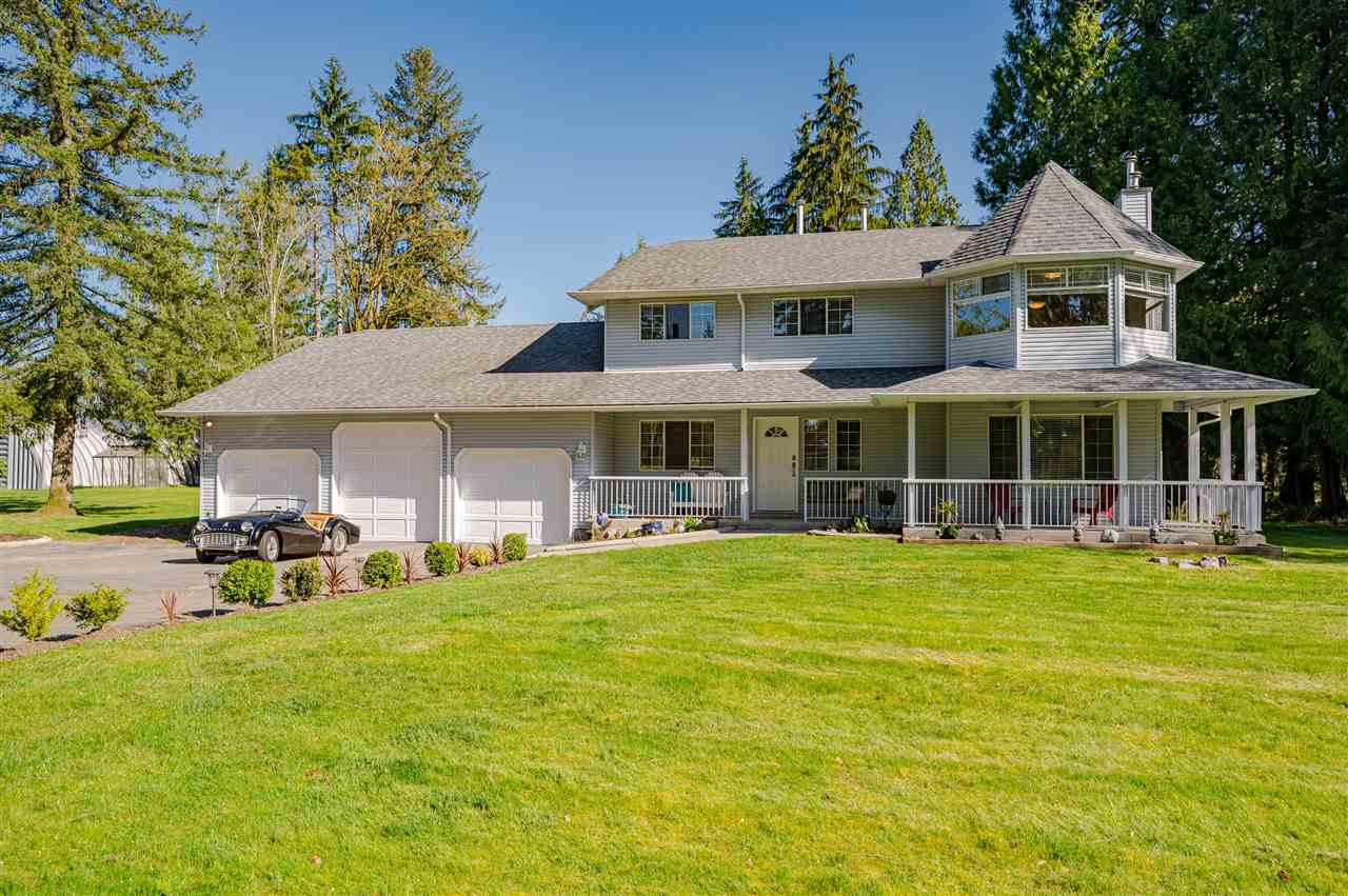 21975 100 AVENUE - Fort Langley House with Acreage for sale, 3 Bedrooms (R2571231) - #1