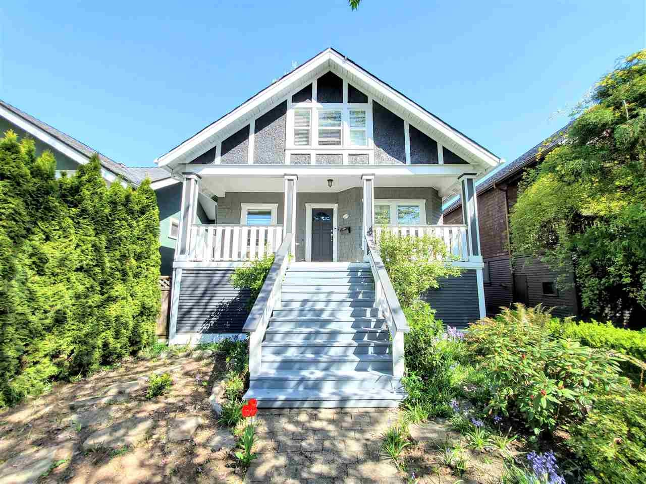 2159 W 45TH AVENUE - Kerrisdale House/Single Family for sale, 4 Bedrooms (R2571281)