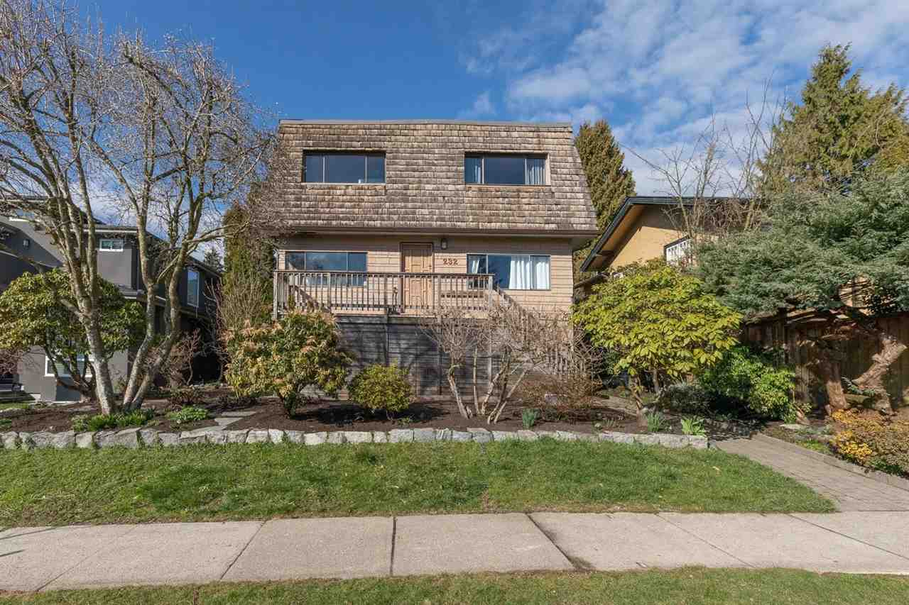 232 W 26TH STREET - Upper Lonsdale House/Single Family for sale, 3 Bedrooms (R2571370) - #1