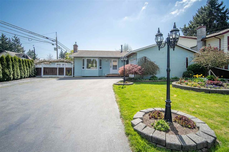 27192 34 AVENUE - Aldergrove Langley House/Single Family for sale, 3 Bedrooms (R2571380)